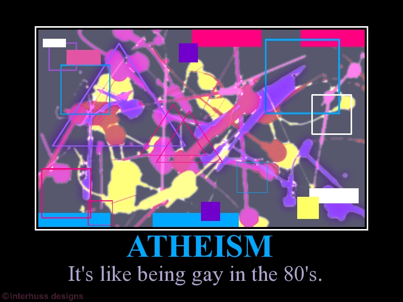 Atheist Coming Out